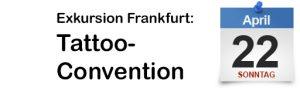 Tattoo-Convention 2018 in Frankfurt