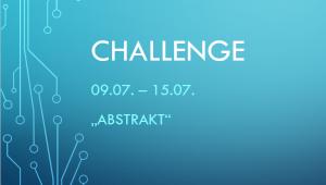 CHALLENGE 09.07. – 15.07.