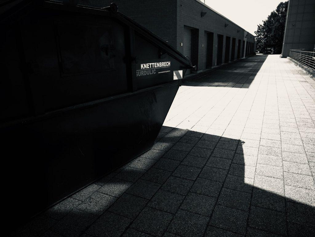 Licht und Schatten (schwarz-weiss)