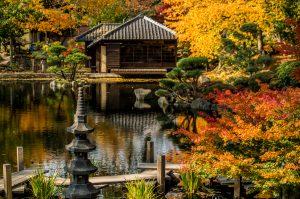 Japanisch Klautern
