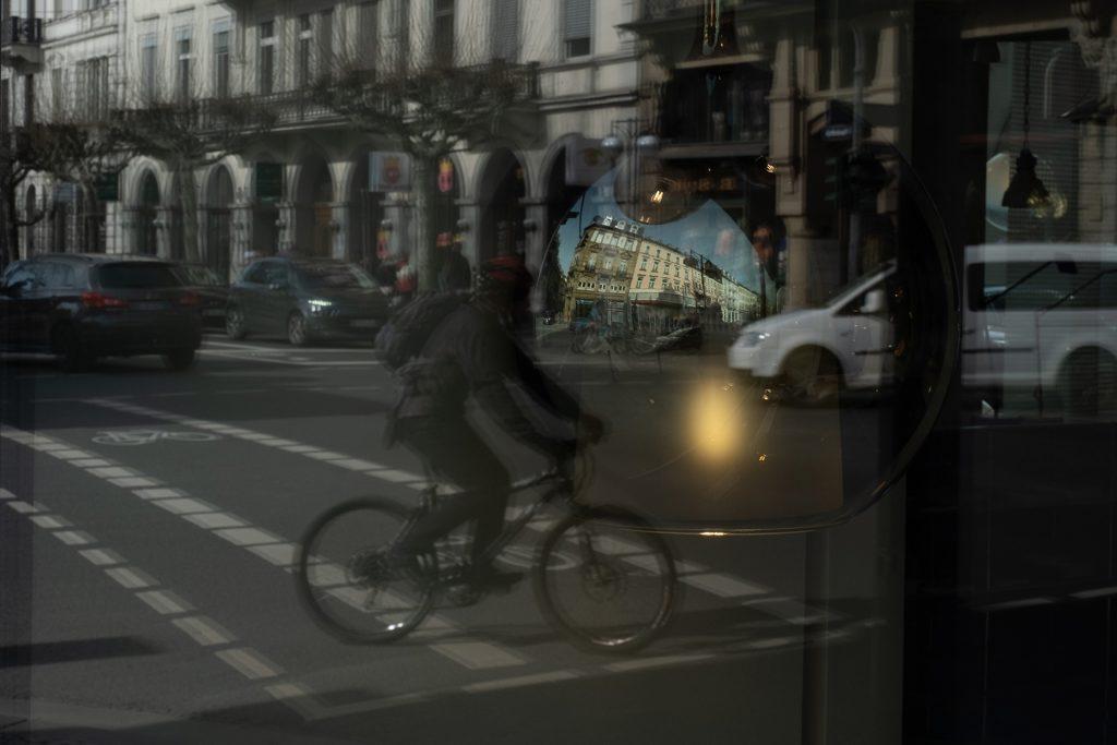 Schaufenster gucken in Wiesbaden